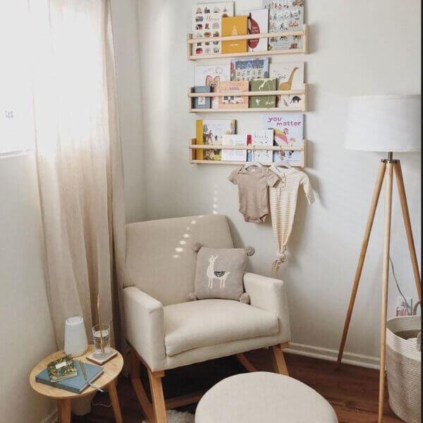 llama nursery decor