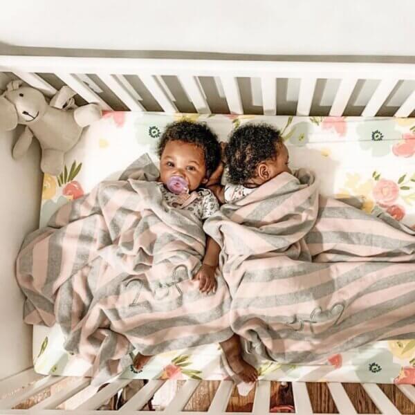 twin baby blanket