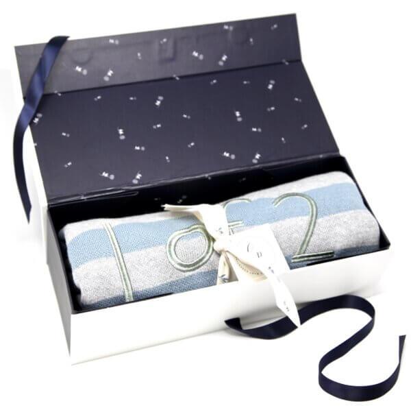 twin gift in custom box