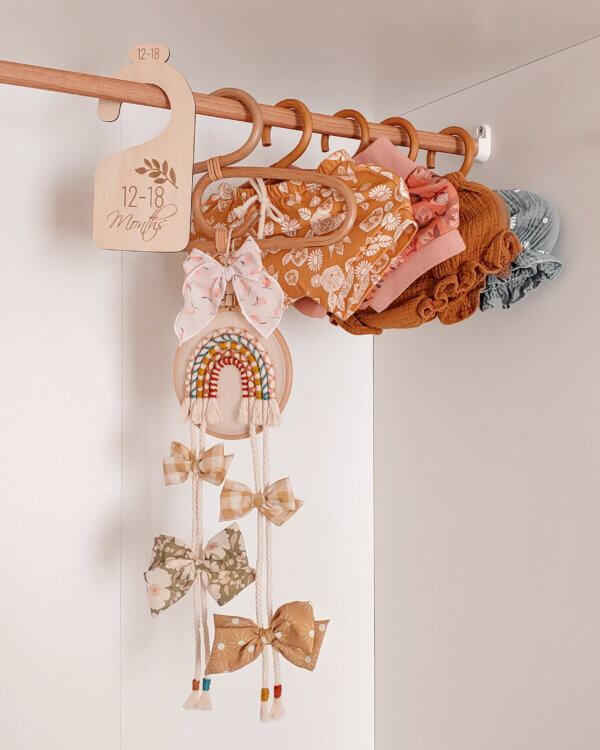 closet dividers for babies