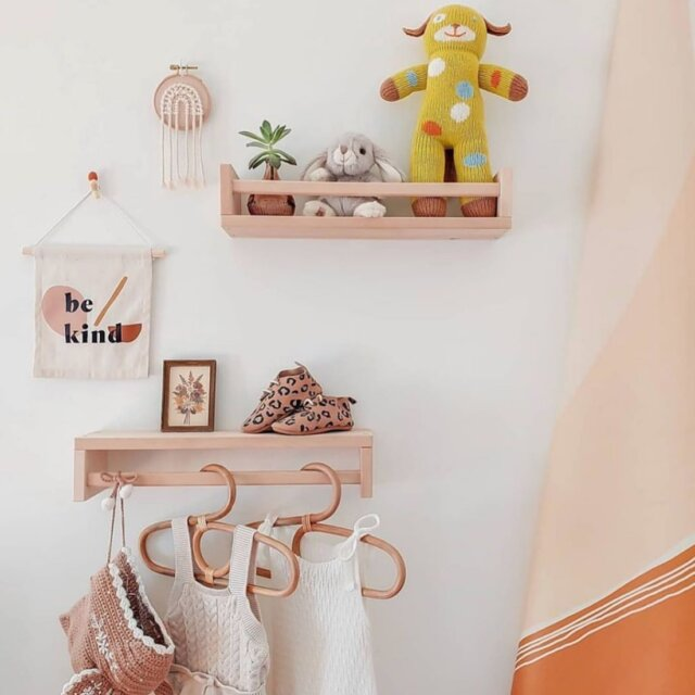 All about that rattan 🤍  Linen Perch's newest Rattan Baby Hangers will add a vintage touch to your little one's wardrobe! Comment below if you love these as much as we do!   Check out these Rattan Baby Hangers at the Linen Perch website (link in bio)!  #neutralnursery #neutralnurserydecor #modernnursery #bloggerstyle #momsofinstagram #mommyblogger #lifestyleblogger #lifestyle #babyroom #babyfashion #nursery #nurserydecor #bohonursery #pampasgrass #decorinspo #daddyblogger #dadsofinstagram #babyboho #babyshower #babyroominterior #kidroomdecor #linenperch #trendingnow #vintage #vintagenursery #rattan #rattanfurniture #rattannursery #rattanvintage
