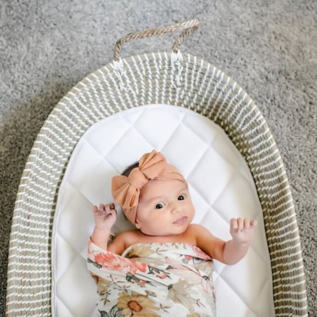 ⭐️ 🌙 A changing basket to make your clean diaper dreams come true! 🌙 ⭐️   Linen Perch's Charleston Baby Changing Basket is cute enough for your chic nursery and cozy enough for baby (clearly)! This LP best-seller is back in-stock and ready to be delivered to your doorstop so you can start changing diapers in style, of course!  Check the Charleston Baby Changing Basket out at the Linen Perch website (link in bio)!  #linenperch #babybasket #changingbasket #nurseryessentials #nurserydecor #bohonursery #modnursery #modernnursery #greynursery #neutralnursery #neutralnurserydecor #mommyblog #mommyblogger #momsofinstagram #kids #momlife #mom #decor #aesthetic #diapergirl #diaperbag #diapers #diaper #dadsofinstagram