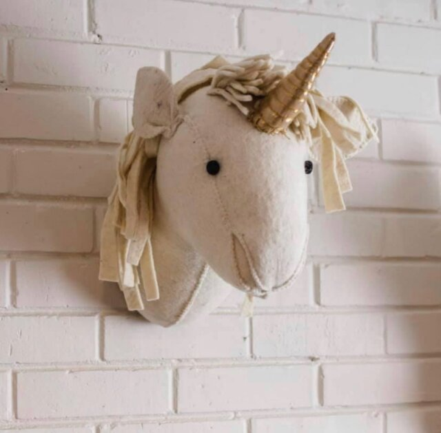 At Linen Perch, unicorns are always in style!   Every day will be magical with our adorable Unicorn Wall Décor! Your kiddo will love its whimsy and charm as much as we do. It's the perfect piece for the walls of your nursery or play room.   Check it out at the Linen Perch website (link in bio)!