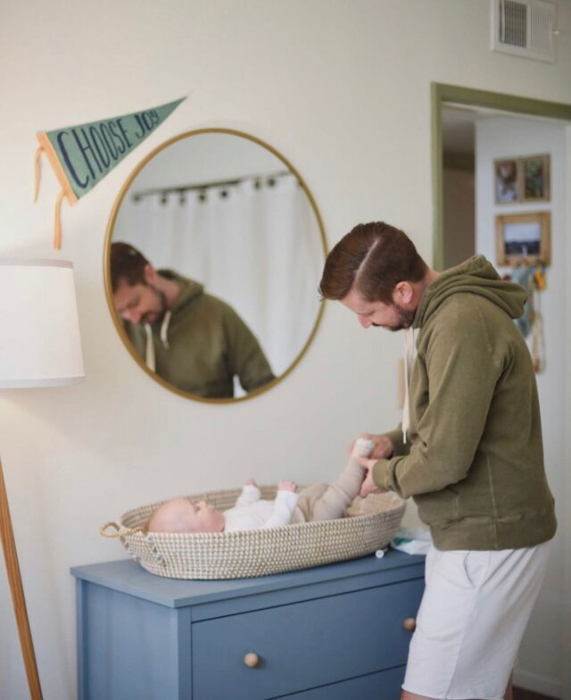 Charleston Baby Changing Basket appreciation post! Here's some reasons why we 🤍 our best-selling baby changing basket (and moms and dads like you do, too)!  1. Hand-crafted with care! Linen Perch's Charleston Baby Changing Basket is crafted by skilled artisans in Vietnam. Its durability and detail are something special!  2. Eco-friendly meets trendy! This favorite is crafted using eco-friendly, sustainable seagrass. This conscious choice contributes to its authentically natural and neutral style. Talk about functional and Earth-friendly flare!   3. Safety matters! We love our Linen Perch families, so we made sure to safety test this product (any many of our others) using an independent lab to ensure compliance with federal consumer products safety regulations.  At Linen Perch, we believe manufacturing beautiful nursery goods is as important as creating dependable products that you can trust. Baby and you deserve the best!   Check the Charleston Baby Changing Basket out at the link to the Linen Perch website in our bio!  #linenperch #babybasket #changingbasket #nurseryessentials #nurserydecor #bohonursery #modnursery #modernnursery #greynursery #neutralnursery #neutralnurserydecor #mommyblog #mommyblogger #momsofinstagram #kids #momlife #mom #decor #aesthetic #diapergirl #diaperbag #diapers #diaper #dadsofinstagram